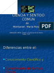 cienciaysentidocomnpowerpoint-100408153346-phpapp02