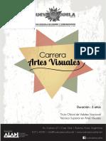 Artes Visual Es 2014