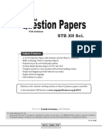 Target Publoication Std 12 Model Question Papers