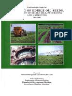 Farming of Edible Oil Seeds