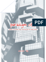 [Janet Ng] Paradigm City Space, Culture, And Capitalism