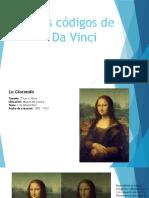 Códigos de Da Vinci