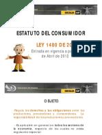 Presentacion Ley de Proteccion Al Consumidor