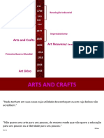 Aula 3 Arts and Crafts Noveau Deco