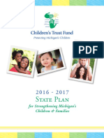 Michigan Children's Defense Fund Strategic Plan 2017