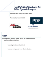 Autostat for Variable Speed Applications