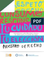 Guía de Derechos Argentina 2016