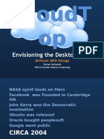 Decontructing state in windows desktops