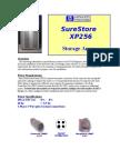 XP256 Electrical Specs