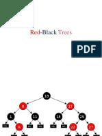 0.Red Black Trees