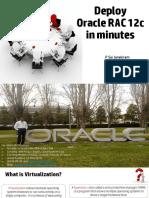 36446_Deploy Oracle RAC 12c in Minutes