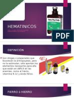 Hematinicos Clase 2