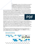 Historia Microsoft Windows
