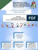 Control Postural y Disociación