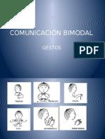 COMUNICACIÓN BIMODAL