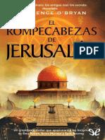 El rompecabezas de Jerusalen - Laurence O'Bryan.pdf