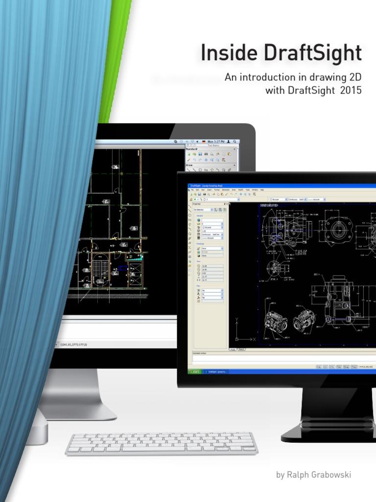 InsideDraftsight2015 | Coordinate System | Trademark