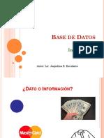 Presentación1 Bd Introduccion