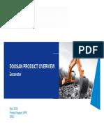 Doosan Products Overview (HEX)