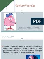Accidente Cerebro Vascular (ACV)