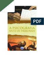 A Psicografia Ante os Tribunais (Miguel Timponi).pdf