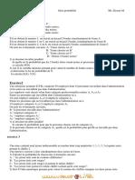 Série d'Exercices - Math Probabilte - Bac (2012-2013) Mr Zitouni Mohamed