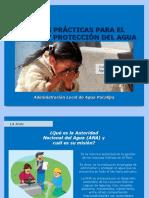 Cultura Del Agua - Pedro Cruz