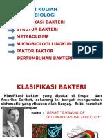 Pp Klasifikasi Bakteri