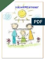 Proyecto Escuela de Padres