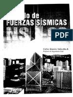 Carlos Ramiro Vallecilla Bahena Calculo de Fuerzas Sismicas  NSR-98