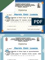 Diplomas Gradua c i on Reco