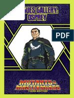 [GRR 9636e] Rogues Gallery - Ospery (v1.1)