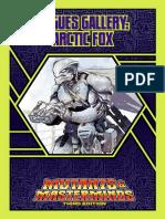 [GRR 9638e] Rogues Gallery - Arctic Fox