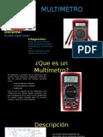 Multimetro Final