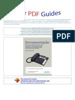 Manual Do Usuário Siemens Hipath Openoffice Me p