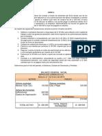 contabilidad empresarial ejercicio