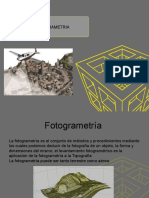 Aerofotogrametria y Peralte