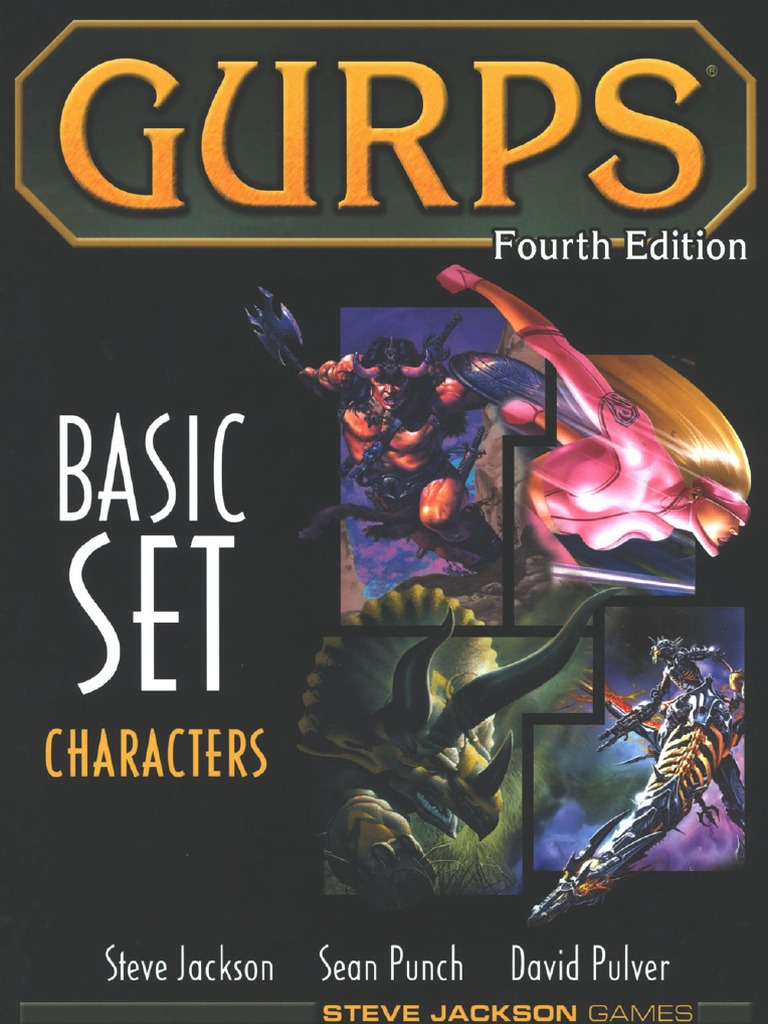 Gurps 4e basic set campaigns pdf reader