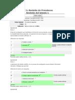 Evaluaciones de Proyecto de Grado