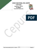 Compendio 03 Polinomios Especiales s