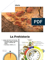 Desarrollo Prehistoria