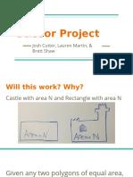 scissor project