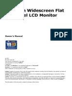 Medion Flat Pro Monitor Manual
