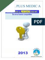 Reforzamiento Med Nº2 2013 PLUS