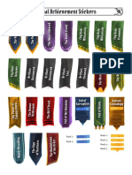 Achievement Stickers V2