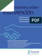 Intervencion ELibro Spanish Espanol