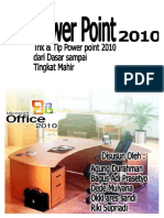 Tips Trik Microsft Power Point