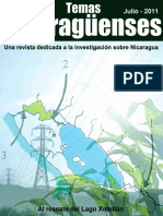 Revista de temas nicaragüenses No. 39