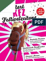 KFZ - Kaltstart-Festivalzeitung / # 03 / 1. Jahrgang