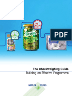 Checkweighing Guide En